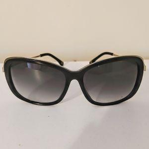 Michael Kors MK Cat Eye Black Sunglasses Shades